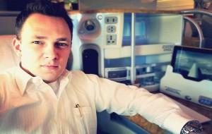 Dupa patru ani insotitor de bord la Emirates in Dubai