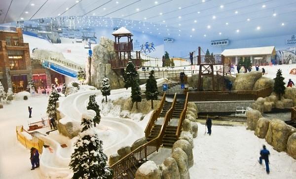 Parcul Ski Dubai