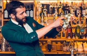 "Vasile Dorofeev  aka ""Vasi"" – barman in Dubai"